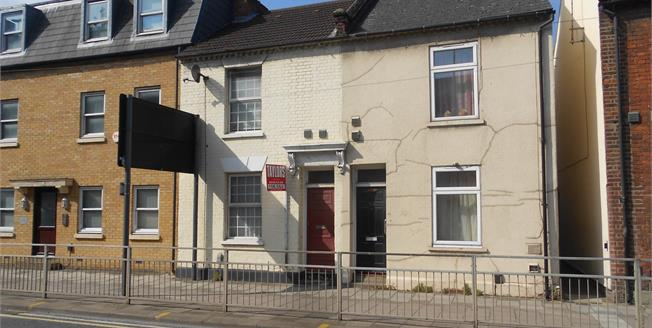 Offers in excess of £170,000, 2 Bedroom Terraced House For Sale in Bedford, MK40