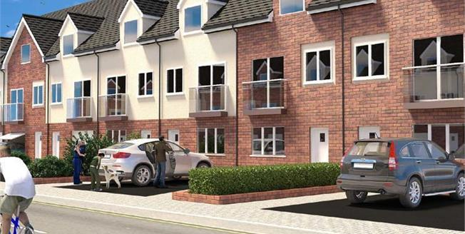 Guide Price £262,500, 3 Bedroom Town House For Sale in Bedford, MK42