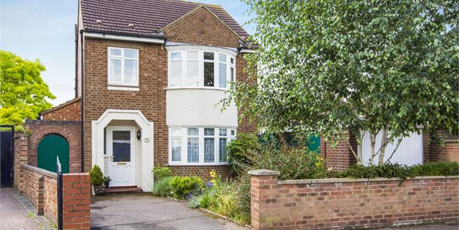 Asking Price £290,000, 3 Bedroom Detached House For Sale in Bedford, MK42