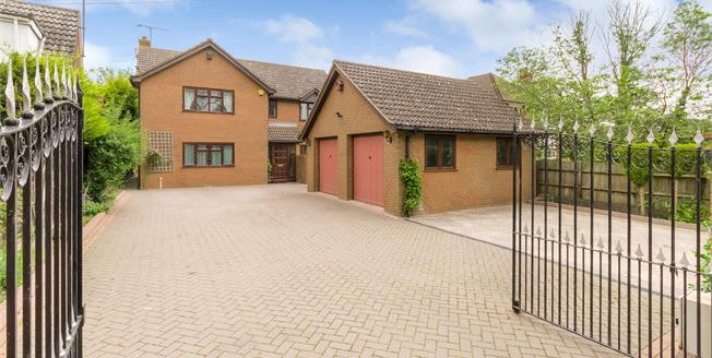 Asking Price £465,000, For Sale in Rushden, NN10