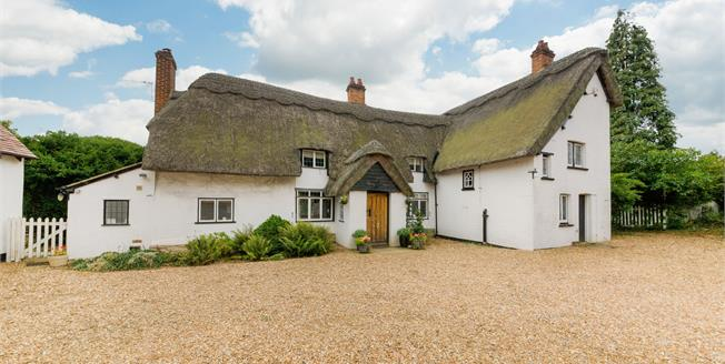 Guide Price £895,000, 5 Bedroom Detached For Sale in Kempston, MK43