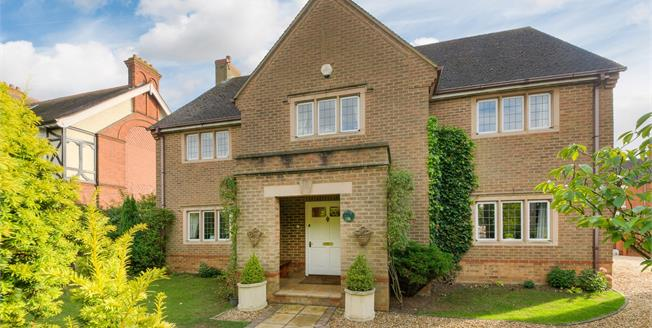 Guide Price £485,000, 5 Bedroom Detached House For Sale in Rushden, NN10