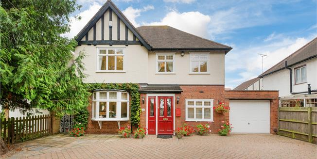 Asking Price £549,950, For Sale in Luton, LU4