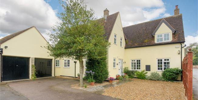Asking Price £475,000, 3 Bedroom House For Sale in Roxton, MK44