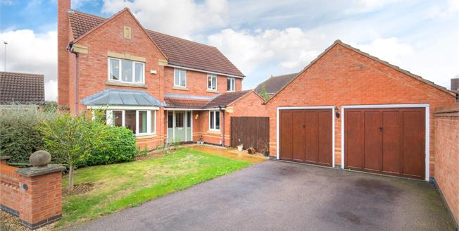 Offers in excess of £450,000, 4 Bedroom Detached House For Sale in Elstow, MK42