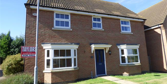 Offers in excess of £415,000, 4 Bedroom Detached House For Sale in Lidlington, MK43
