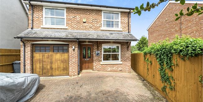 Asking Price £460,000, 4 Bedroom Detached House For Sale in Flitton, MK45