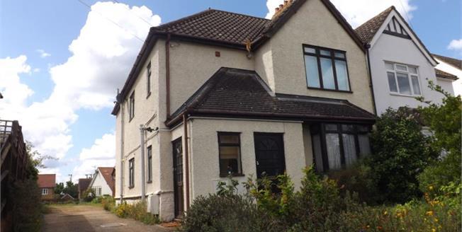 Offers Over £185,000, 2 Bedroom Maisonette For Sale in Maulden, MK45