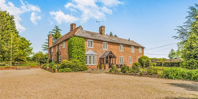 Guide Price £1,000,000, 4 Bedroom Detached House For Sale in Bendish, SG4