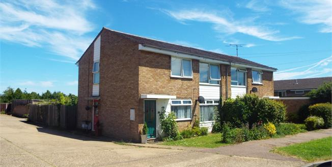 Asking Price £245,000, 2 Bedroom Maisonette For Sale in Hitchin, SG4