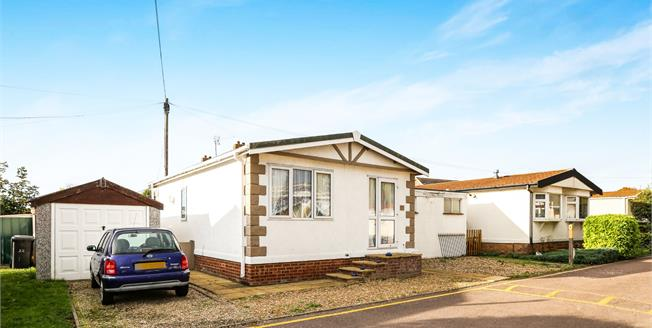 Asking Price £135,000, 2 Bedroom Mobile Home For Sale in Lower Stondon, SG16