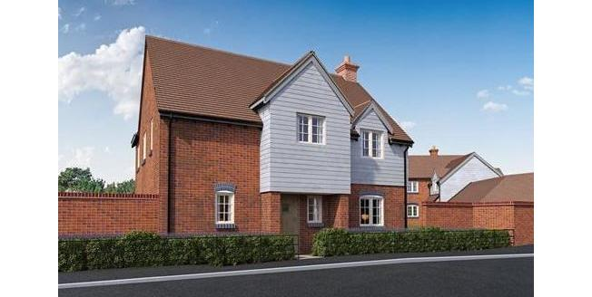 Asking Price £484,950, 4 Bedroom Detached House For Sale in Biggleswade, SG18