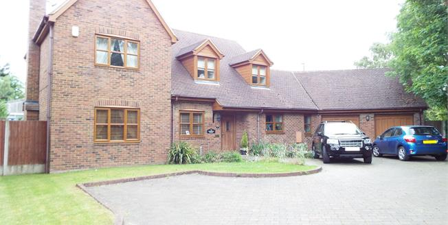 Asking Price £750,000, 4 Bedroom Detached House For Sale in Broom, SG18