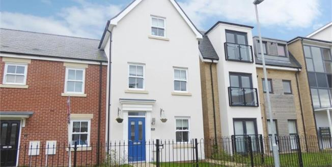 Offers in excess of £325,000, 4 Bedroom Semi Detached House For Sale in Biggleswade, SG18
