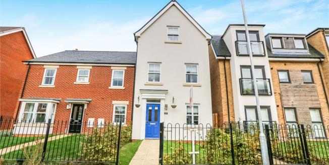 Offers in excess of £315,000, 4 Bedroom Semi Detached House For Sale in Biggleswade, SG18