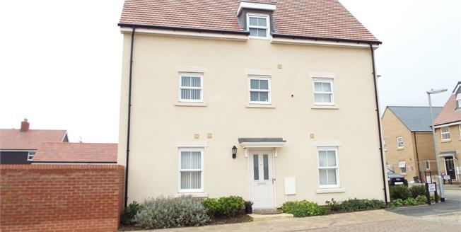 Asking Price £365,000, 4 Bedroom Semi Detached House For Sale in Biggleswade, SG18