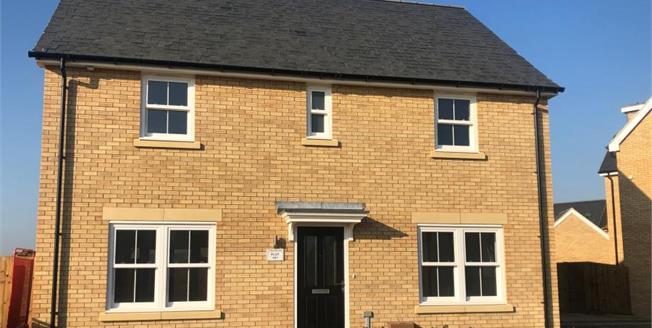 £445,950, 4 Bedroom Detached House For Sale in Bedfordshire, SG18