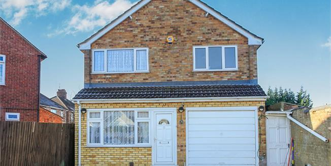 Asking Price £200,000, 4 Bedroom Detached House For Sale in Peterborough, PE1