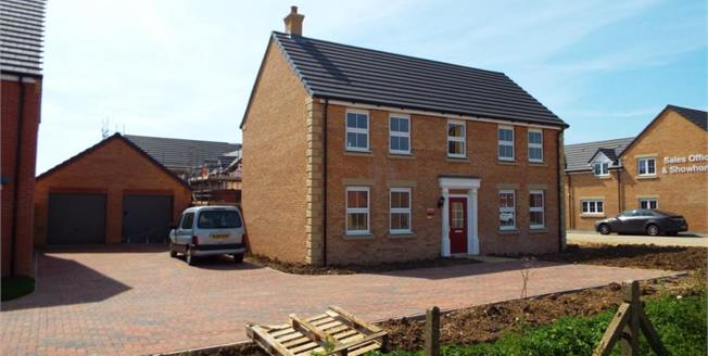£429,995, 5 Bedroom House For Sale in Peterborough, PE6
