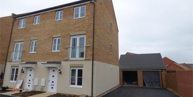 Asking Price £239,995, 4 Bedroom Semi Detached House For Sale in Cambridgeshire, PE7