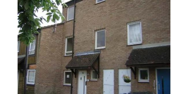 Asking Price £130,000, 5 Bedroom Terraced House For Sale in Orton Goldhay, PE2