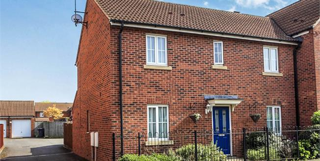 Offers in the region of £250,000, 4 Bedroom Semi Detached House For Sale in Peterborough, PE2