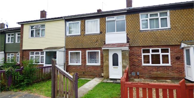 Asking Price £120,000, 3 Bedroom Terraced House For Sale in Peterborough, PE3
