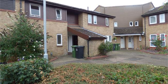 Offers Over £75,000, 1 Bedroom Flat For Sale in Orton Brimbles, PE2