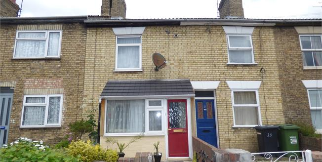 Asking Price £135,000, 2 Bedroom Terraced House For Sale in Peterborough, PE1