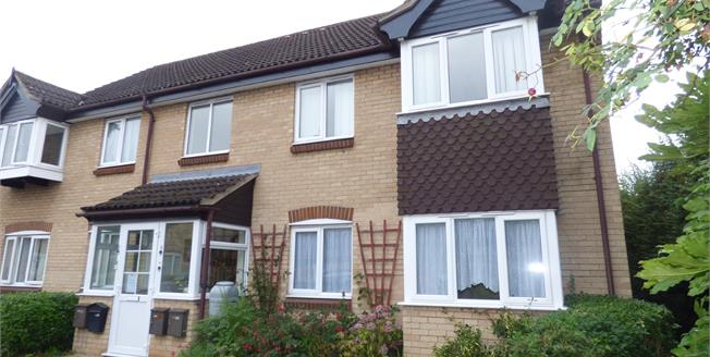 Asking Price £70,000, 2 Bedroom Flat For Sale in Peterborough, PE1