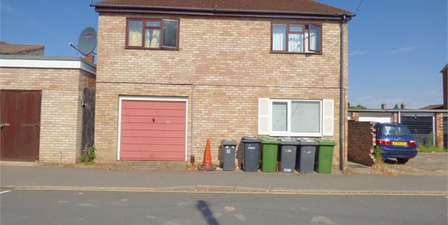 Offers in the region of £85,000, 2 Bedroom Flat For Sale in Peterborough, PE1