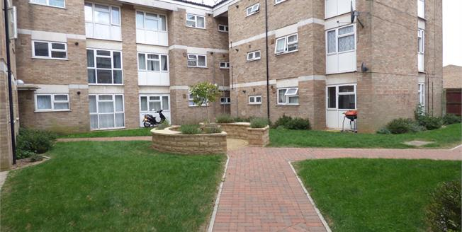 Offers Over £70,000, 1 Bedroom Flat For Sale in Peterborough, PE1