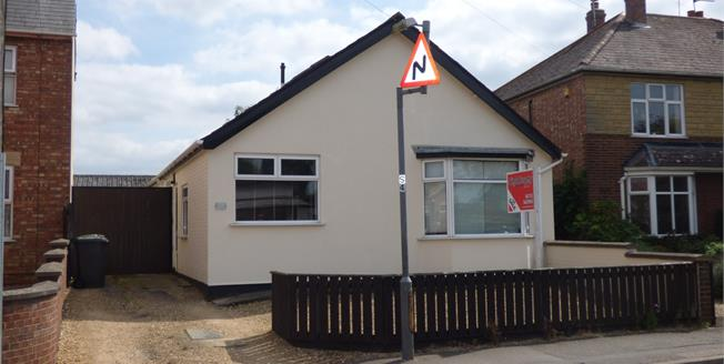 Offers in excess of £270,000, 4 Bedroom Detached Bungalow For Sale in Peterborough, PE1