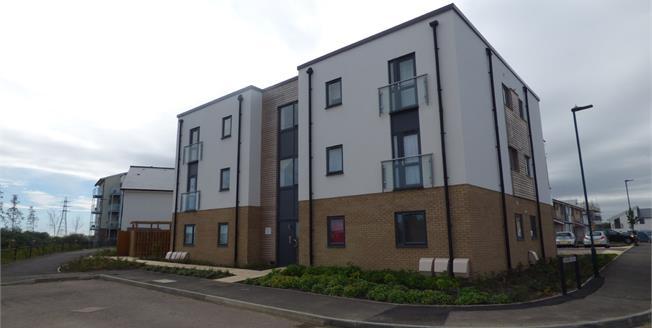 Asking Price £125,000, 2 Bedroom Flat For Sale in Peterborough, PE1