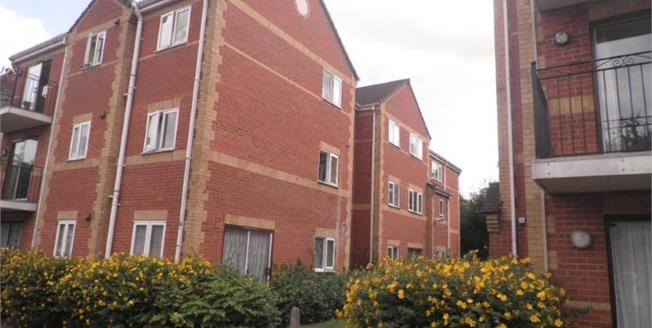 Offers in excess of £109,995, 2 Bedroom Maisonette For Sale in Peterborough, PE1