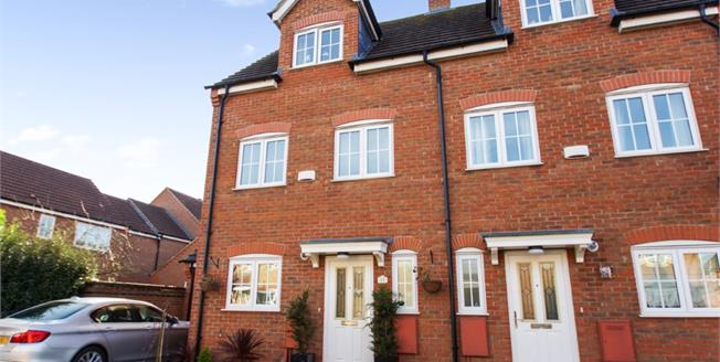 Offers in excess of £210,000, 4 Bedroom Semi Detached House For Sale in Spalding, PE11