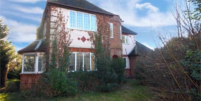 Offers in excess of £450,000, 3 Bedroom Detached House For Sale in Brampton, PE28