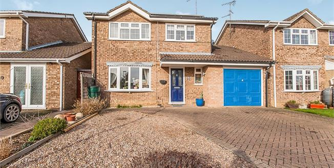 Offers in excess of £250,000, 4 Bedroom Detached House For Sale in Deeping St. James, PE6