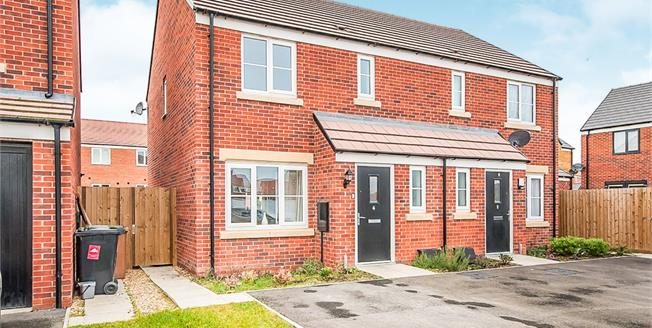 Offers in excess of £190,000, 3 Bedroom Semi Detached House For Sale in Hampton Gardens, PE7