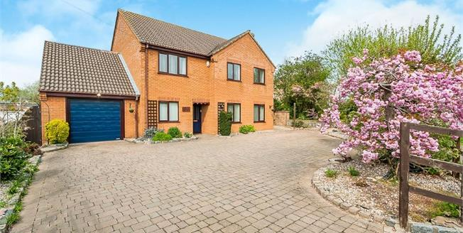 Offers in excess of £350,000, 4 Bedroom Detached House For Sale in Guyhirn, PE13