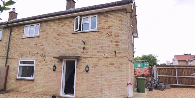 Offers in excess of £200,000, 3 Bedroom Semi Detached House For Sale in Whittlesey, PE7