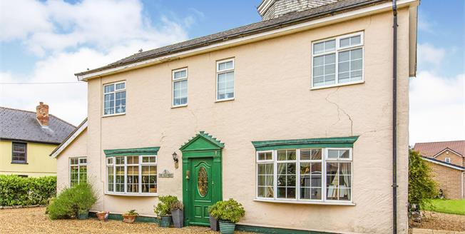 Guide Price £575,000, 5 Bedroom Detached House For Sale in Sawtry, PE28
