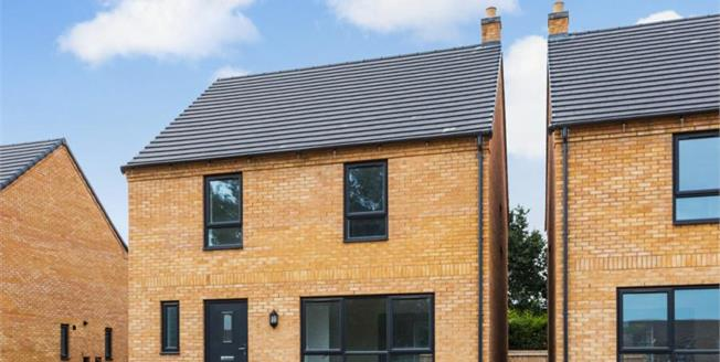 Asking Price £279,950, 4 Bedroom Detached House For Sale in Peterborough Road, PE7