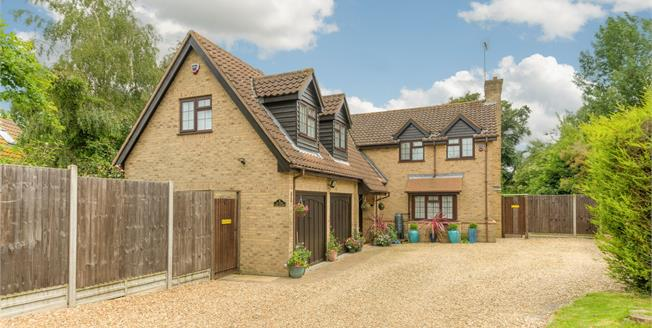 Asking Price £625,000, 5 Bedroom Detached House For Sale in Yielden, MK44