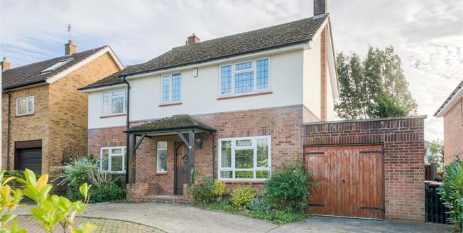 Offers in excess of £550,000, 4 Bedroom Detached House For Sale in Bedford, MK41