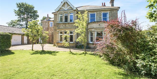 Guide Price £550,000, 4 Bedroom Detached House For Sale in Warboys, PE28