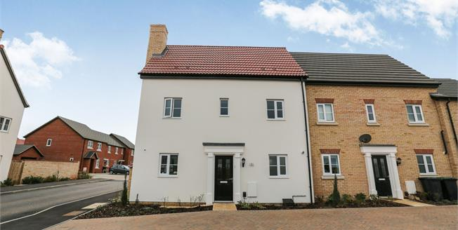 Offers in excess of £300,000, 4 Bedroom For Sale in Sandy, SG19