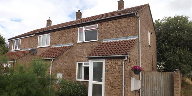 Offers in excess of £220,000, 2 Bedroom End of Terrace House For Sale in Gamlingay, SG19