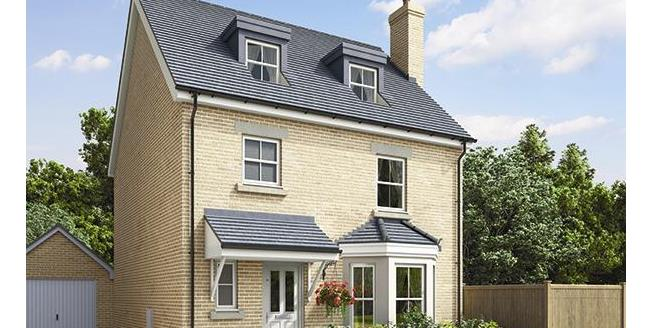 £425,950, 4 Bedroom House For Sale in Bedfordshire, SG18