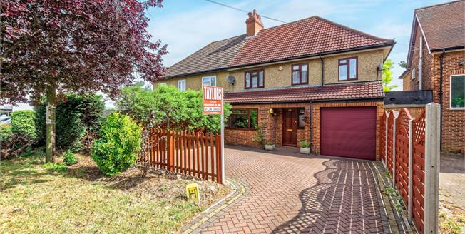 Asking Price £425,000, 5 Bedroom Semi Detached House For Sale in Biggleswade, SG18